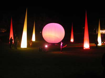 Event light lichtballons und lichtobjekte f r for Deko outdoor